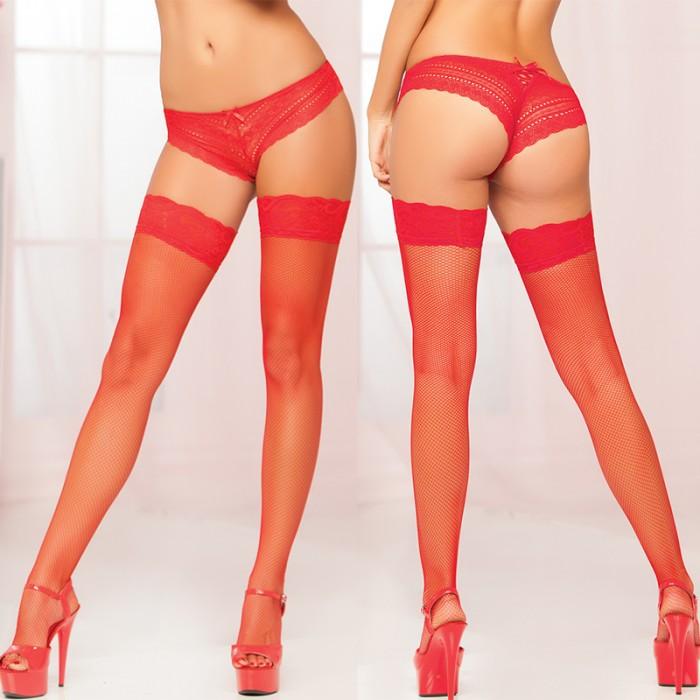 Красных чулках